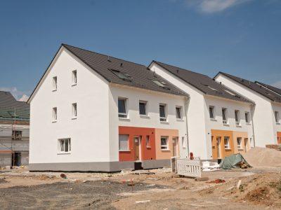 Siedlung, Neubau
